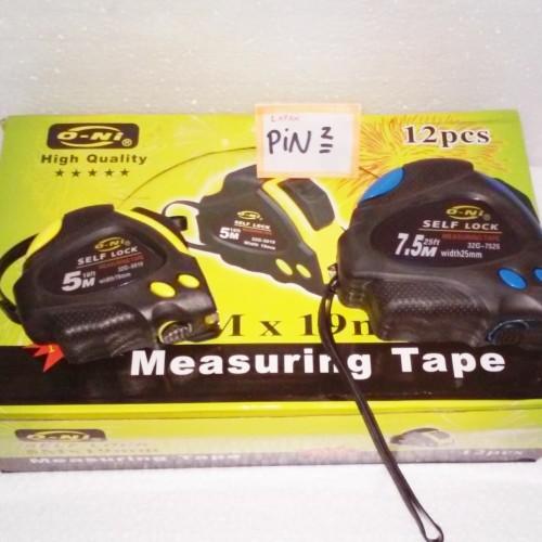 Foto Produk Meteran Self Lock 7.5m dari Apin Store