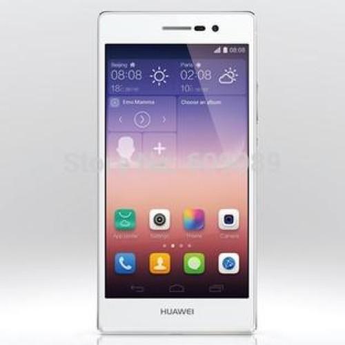 Foto Produk Huawei Ascend P7-L00 4G/LTE Quad-core 1.8 GHz garansi 1thn dari zenta accesoris