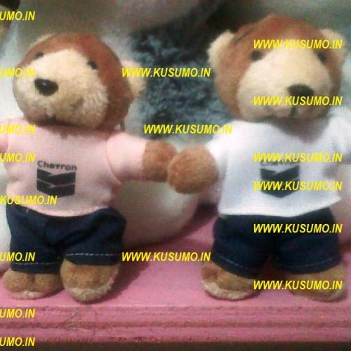 Foto Produk Boneka Custom Desain Sendiri / Boneka Maskot Perusahaan 25cm dari Ditoko-Ku