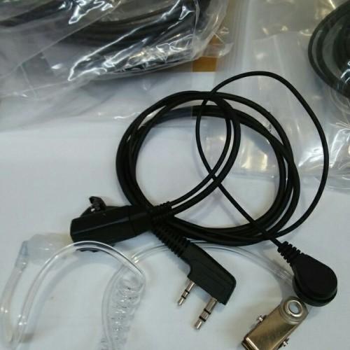Foto Produk Henset/earphone HT FBI style cocok untuk semua merk ht cina dari agenmurah