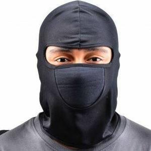 Foto Produk Sarung Kepala Helm Mask Masker Motor Topeng Ninja Sepeda Cover Rambut dari lbagstore