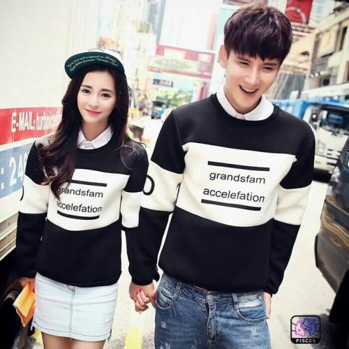 Foto Produk Baju Couple LP Grandfam dari BEST COUPLE