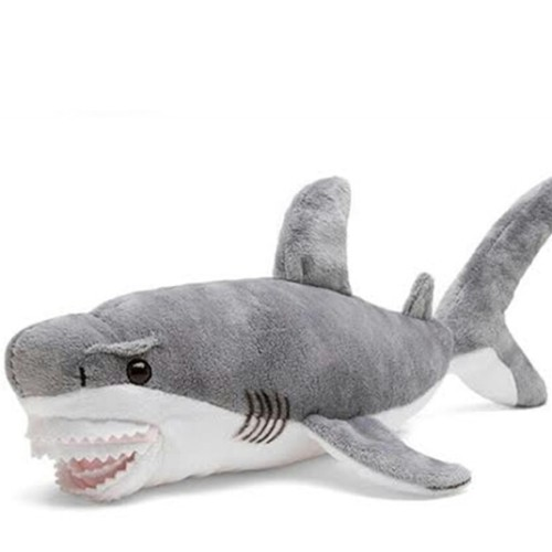 Foto Produk Boneka Ikan Hiu Shark dari Snackers Co