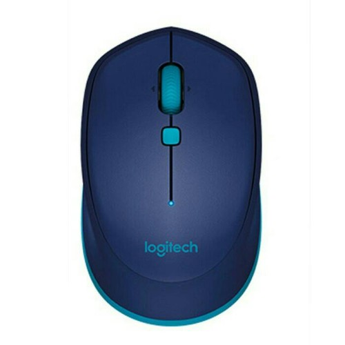Foto Produk Mouse Bluetooth Logitech M337, M 337, M-337 Blue dari Aquarius Official