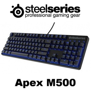 Foto Produk Steelseries Apex M500 Keyboard Gaming Mechanical Cherry dari SkywalkerID