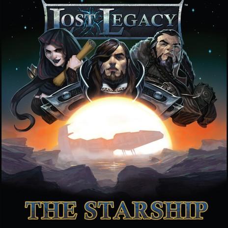 Foto Produk Lost Legacy : The Starship Board Game dari Toko Board Game