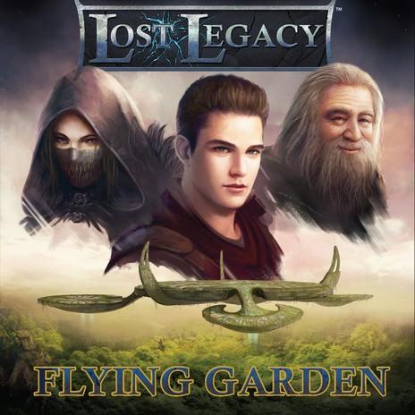 Foto Produk Lost Legacy Flying Garden Board Game dari Toko Board Game