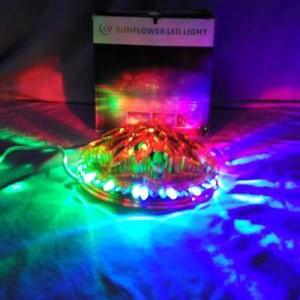 Foto Produk Jual Beli Lampu Led Disco Putar Sunflower Sensor Suara/Musik Baru dari Claudia Krystina