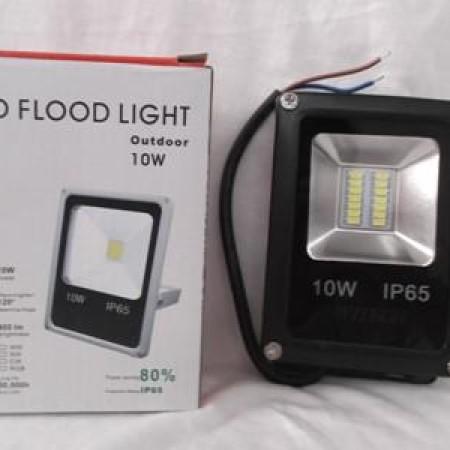 Foto Produk Jual Lampu Sorot LED/LED Flood Light Outdor 10w Anti Air Hujan Baru dari Claudia Krystina