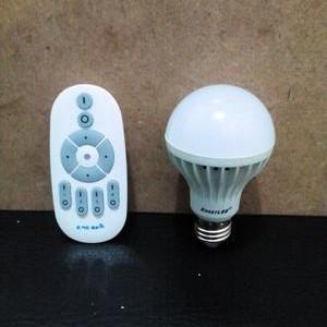 Foto Produk Jual Lampu Smart Led 2 Warna 6 Watt Pakai Remote Baru | Aneka Lampu dari Claudia Krystina