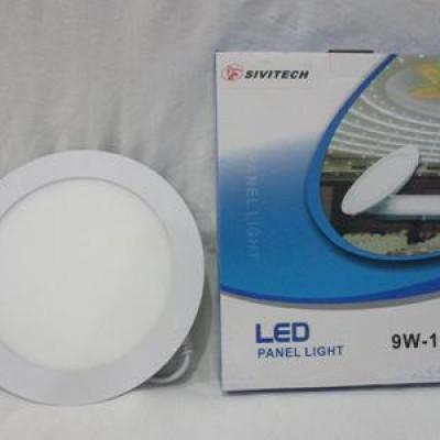 Foto Produk Jual SIVITECH Lampu LED Panel Downlight 12w Bulat Terang Bergaransi dari Claudia Krystina