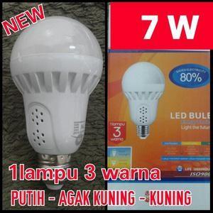 Foto Produk Jual Beli NECO SOE 7 watt Lampu LED 3 Warna : Cool Daylight-Warm dari Claudia Krystina