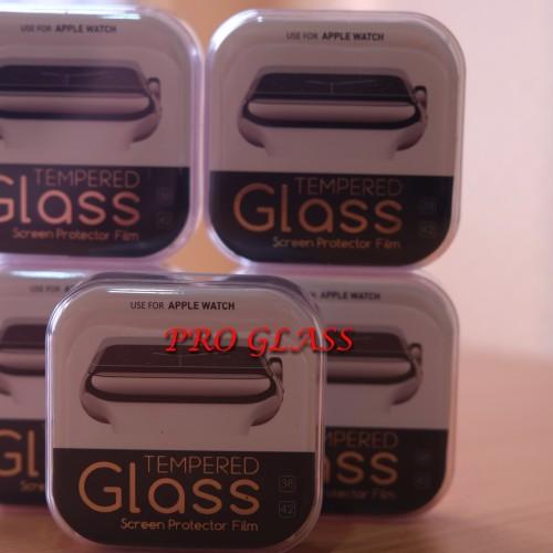 Foto Produk Apple Watch 38mm Magic Glass Premium Tempered Glass Screen Protector dari Pro Glass