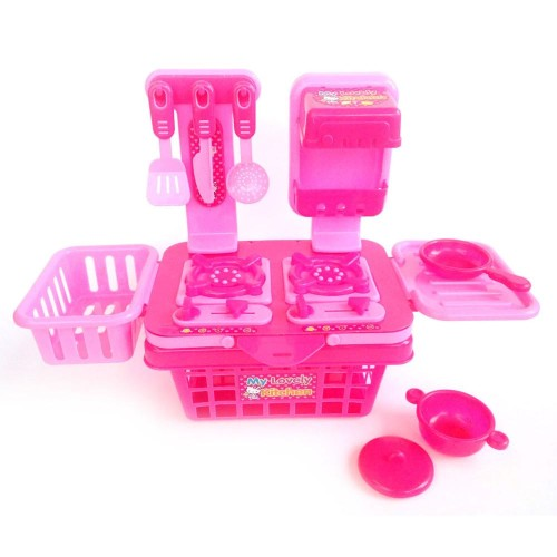 Foto Produk mainan kitchen set / my lovely kitchen set dari theona.tata