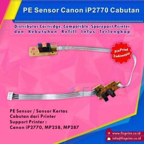 Foto Produk Sensor kertas Canon 2770 IP2770 MP258 mp287 dari FixPrint Jakarta