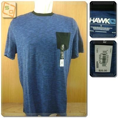 Foto Produk Kaos Tony Hawks Pocket Original - Blue dari Serba Original