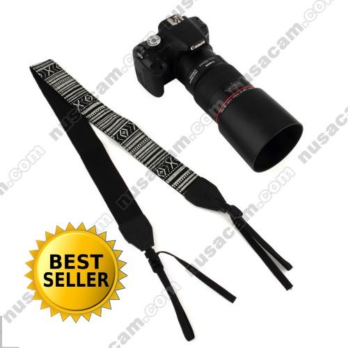 Foto Produk Shoulder, Neck Strap, Tali Kamera, Bahan Kain Untuk Mirrorless, Dslr dari Jaya's Store