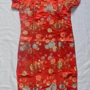 Foto Produk Baju Fashion Anak Cewek Perempuan Dress Cheongsam Imlek China dari MetsuShop