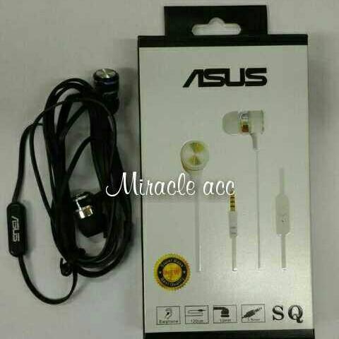 Foto Produk headset/hf/handfree/Earphone/headset asus dari Miracle acc