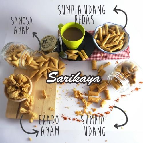 Foto Produk Sarikaya Premium Spring Roll Snack dari HEARTBEAT SNACK BANDUNG