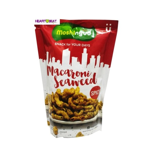 Foto Produk Moshinyuu Macaroni Seaweed dari HEARTBEAT SNACK BANDUNG