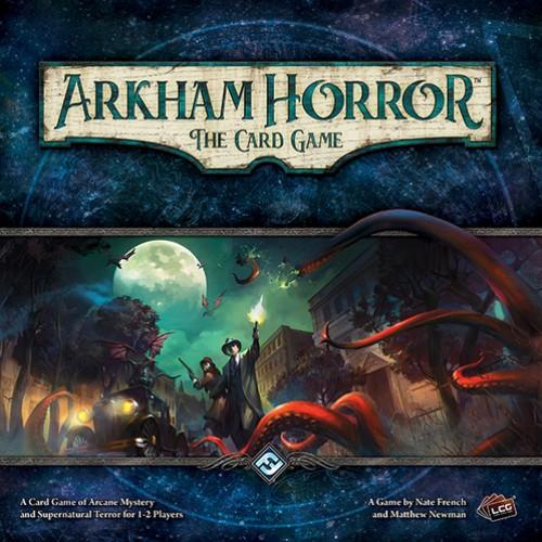 Foto Produk Arkham Horror The Card Game ( LCG ) dari Toko Board Game