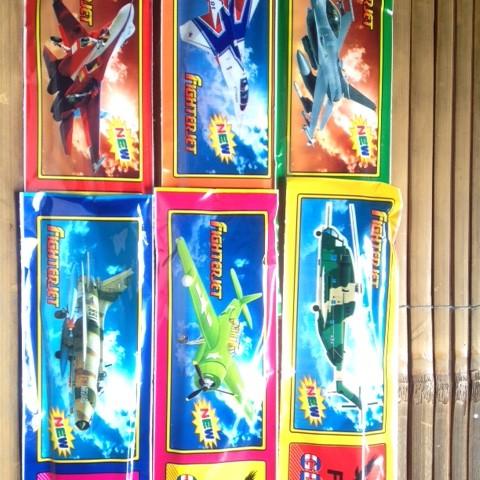 Foto Produk Pesawat Gabus Busa Traditional Flying Gliders. Mainan Edukatif Anak dari Sportsite