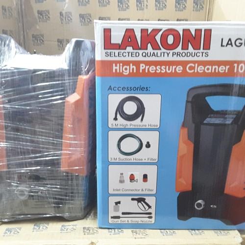 Foto Produk Mesin Steam Cuci Mobil Jet Cleaner Lakoni Laguna 70 dari GudangPowerTools