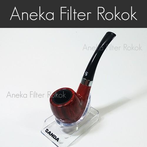 Foto Produk Pipa Cangklong Sanda SD-725 dari Aneka Filter Rokok