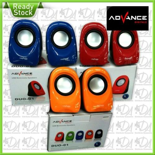 Foto Produk Speaker Advance Duo - 01 dari cahayacompp