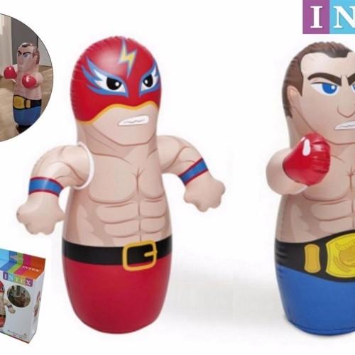 Foto Produk Intex 3-D Bop Bags Boxer Dan Wrestler. Mainan Samsak Anak dari Sportsite