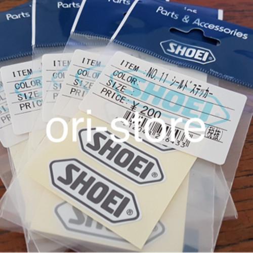 Foto Produk Stiker Shoei Original dari ori-store