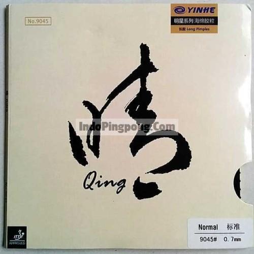Foto Produk Yinhe Qing ~ Long Pips Rubber Karet Bintik Bertahan Panjang - Hitam dari IndoPingpong