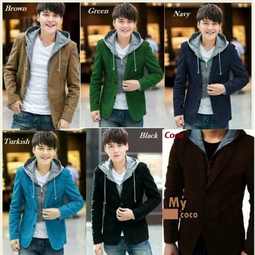 Foto Produk Jaket blazer pria #18 dari na d'shopping