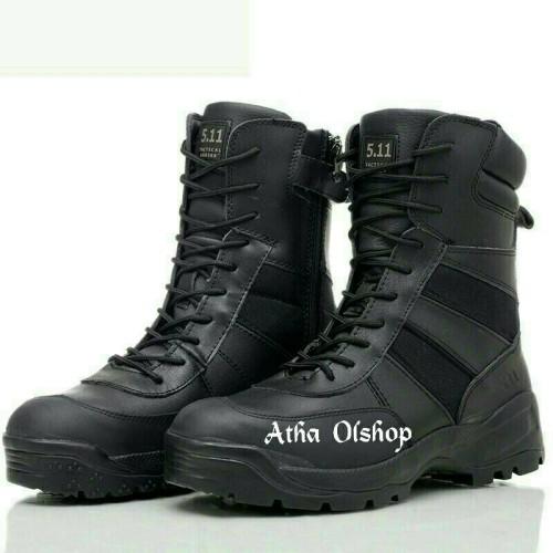 Foto Produk SEPATU 511 PDL TACTICAL BOOT BLACK dari Mahrez Atha