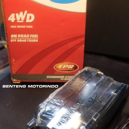 Foto Produk BENDIX Pad 4WD - Livina, X-Gear, Grand Livina 2008-2010 (F) dari Benteng Motorindo