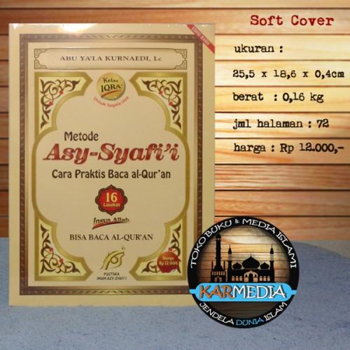 Foto Produk Metode Asy-Syafi'i : Cara Praktis Baca al-Qur'an Edisi IQRA - Karmedia dari karmedia