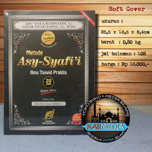 Foto Produk Metode Asy-Syafi'i Cara Praktis Baca al-Qur'an Edisi TAJWID Karmedia dari karmedia