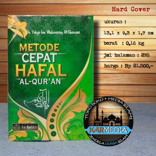 Foto Produk Metode Cepat Hafal Al-Qur'an - As Salam - Karmedia dari karmedia