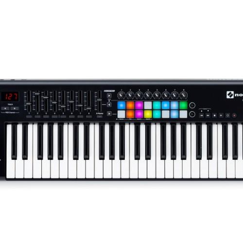 Foto Produk ALAT DJ : NOVATION LAUNCHKEY 49 MKII| VOXOA, NUMARK, PIONEER, TRAKTOR dari The Little MIDI Store