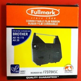 Foto Produk Pita Fullmark F737BKS for Brother 1030 AX series AX10 AX15 AX20 dari Asiatech Solusindo
