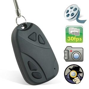 Foto Produk Spy cam Car Key (kamera pengintai bentuk gantungan kunci mobil) murah dari Elenna-Store