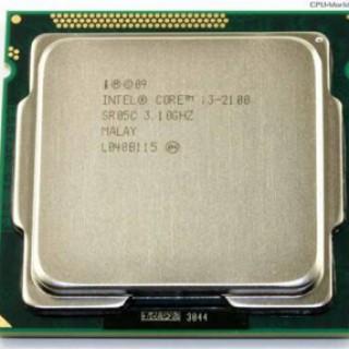 Foto Produk processor intel core i3 2100 tray + fan ori socket 1155 dari iconcomp