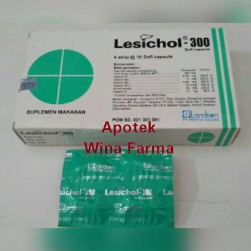 Foto Produk Lesichol 300 dari MeJiKu Shop
