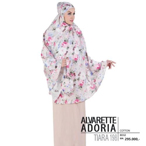 Foto Produk Tatuis Tiara 198 Alvarette Adoria - Jual Hijab & Baju Muslim Ori dari dihijabin