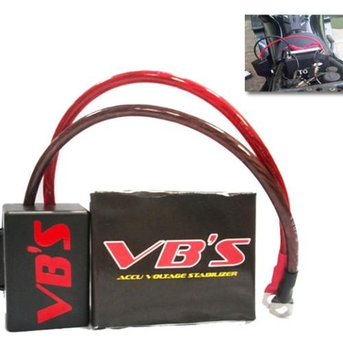 Foto Produk VBS Accu Voltage Stabilizer Motor Garansi 12 Bulan/1Tahun dari Ganimart