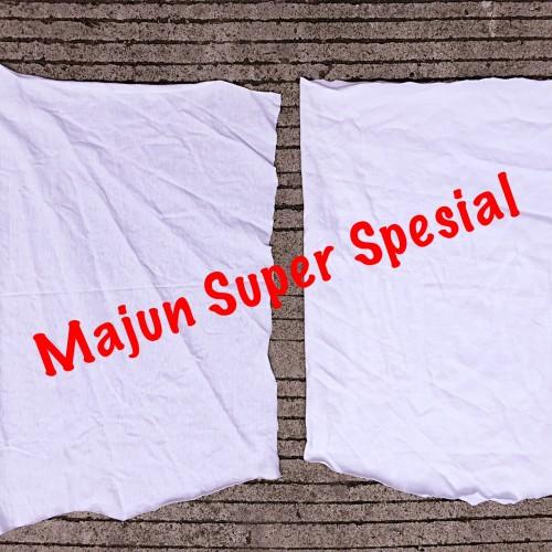 Foto Produk KAIN MAJUN LAP PUTIH SUPER SPESIAL 1KG dari RING COLLECTION