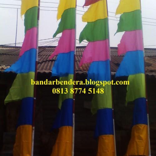 Foto Produk Umbul Umbul Gergaji  dari Bandar Bendera