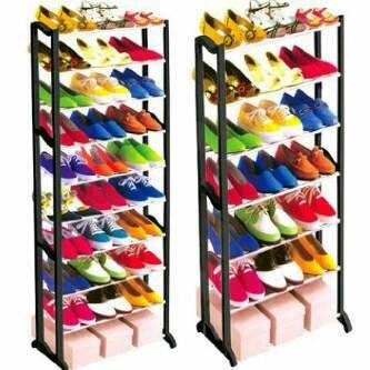 Foto Produk rak sepatu muat 30 pcs dari Tokofirman