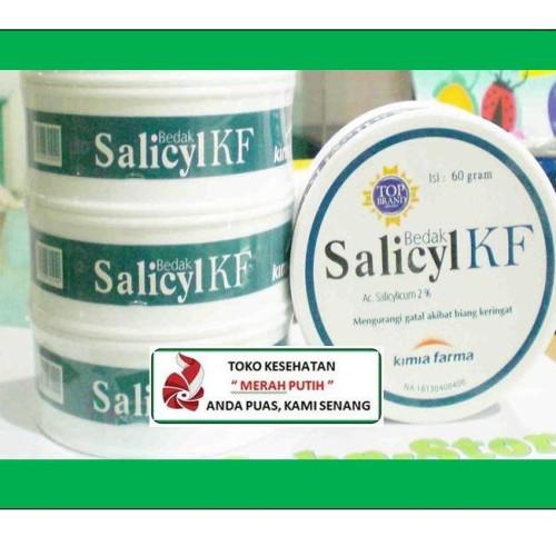 Foto Produk SALICYL BEDAK KIMIA FARMA 60 GRAM dari TK KESEHATAN MERAH PUTIH